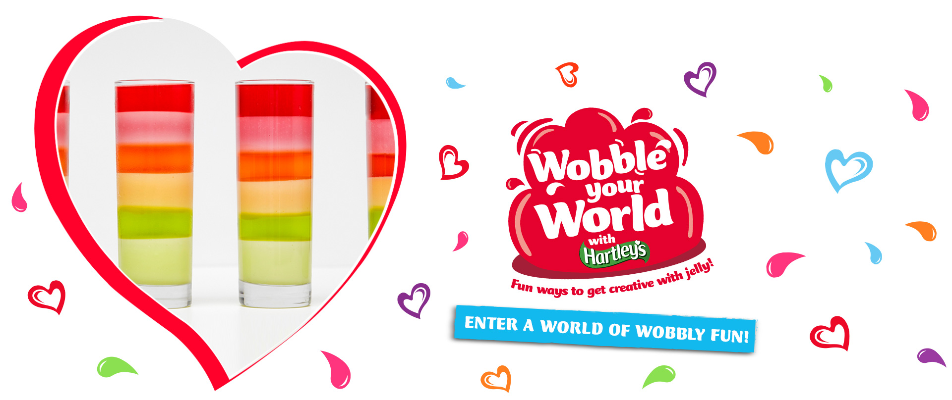 Enter a world of wobbly fun!