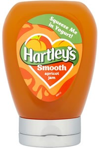 Hartley's Smooth Apricot Jam